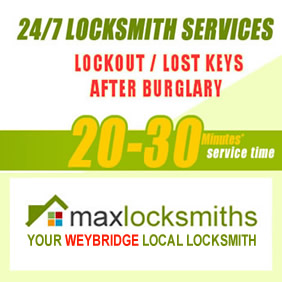 Weybridge locksmiths