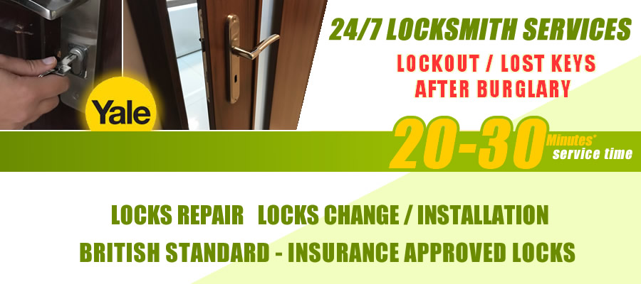 Saint George's Hill locksmith services